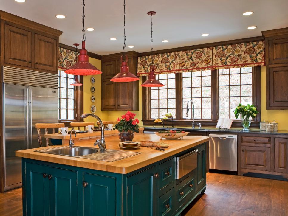 Gợi ý cách chọn màu sơn cho bếp yêu thêm nổi bật