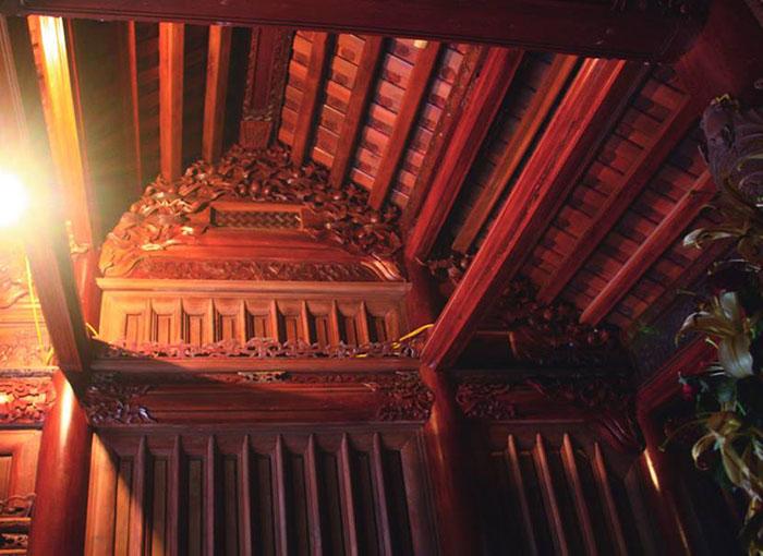 Thiết kế mẫu nhà gỗ truyền thống đến nay vẫn còn được ưa chuộng - 4