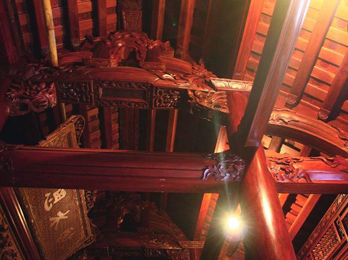 Thiết kế mẫu nhà gỗ truyền thống đến nay vẫn còn được ưa chuộng - 5