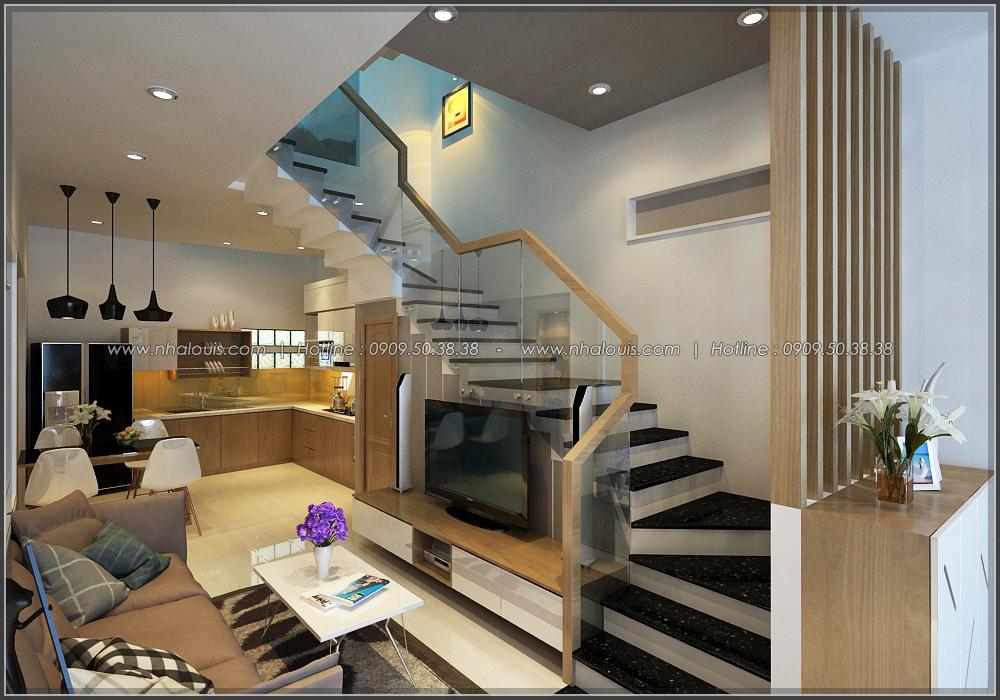 Thiết kế nhà đẹp diện tích nhỏ tại Quận 3 cho người có thu nhập thấp - 08