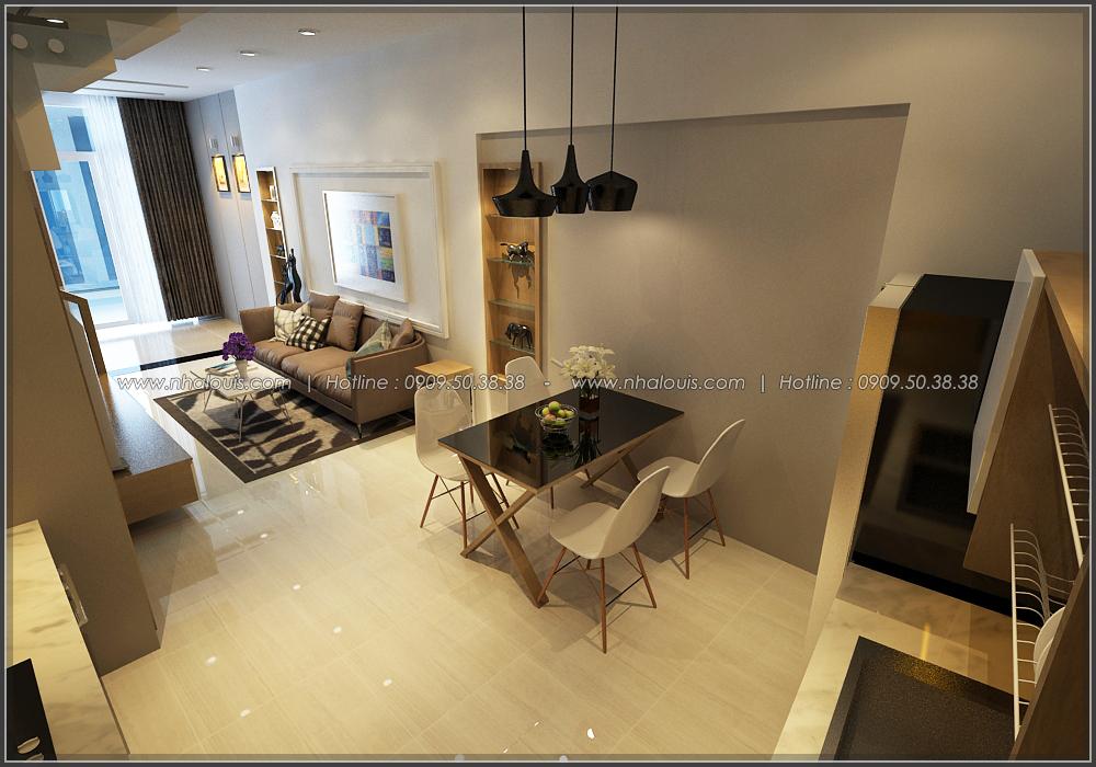 Thiết kế nhà đẹp diện tích nhỏ tại Quận 3 cho người có thu nhập thấp - 09
