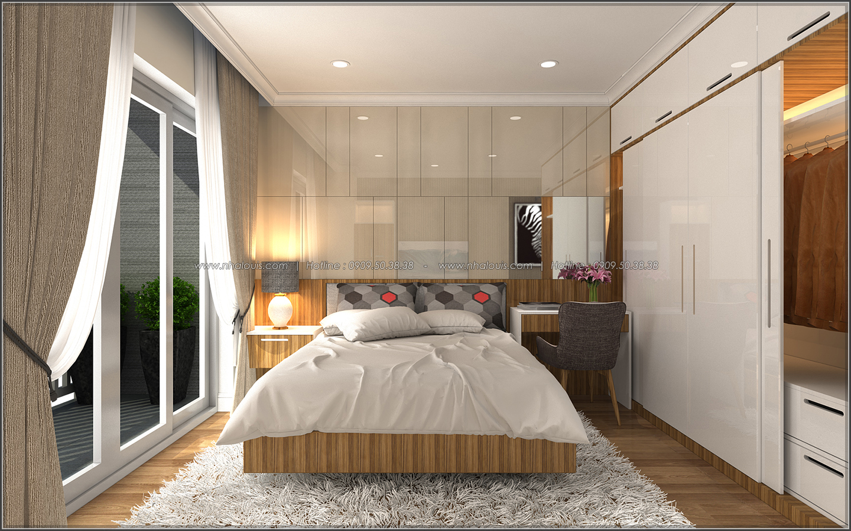 Bị chinh phục với thiết kế nội thất căn hộ Sunrise City đẹp sang trọng - 08