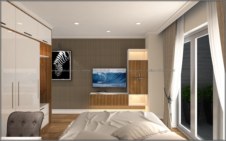Bị chinh phục với thiết kế nội thất căn hộ Sunrise City đẹp sang trọng - 09