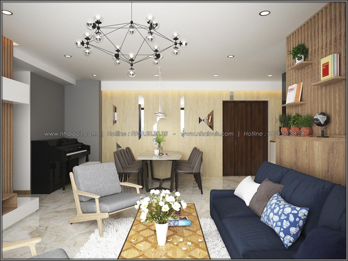 Mê mẩn thiết kế căn hộ 2 phòng ngủ Green Valley Quận 7 cực sang trọng - 02