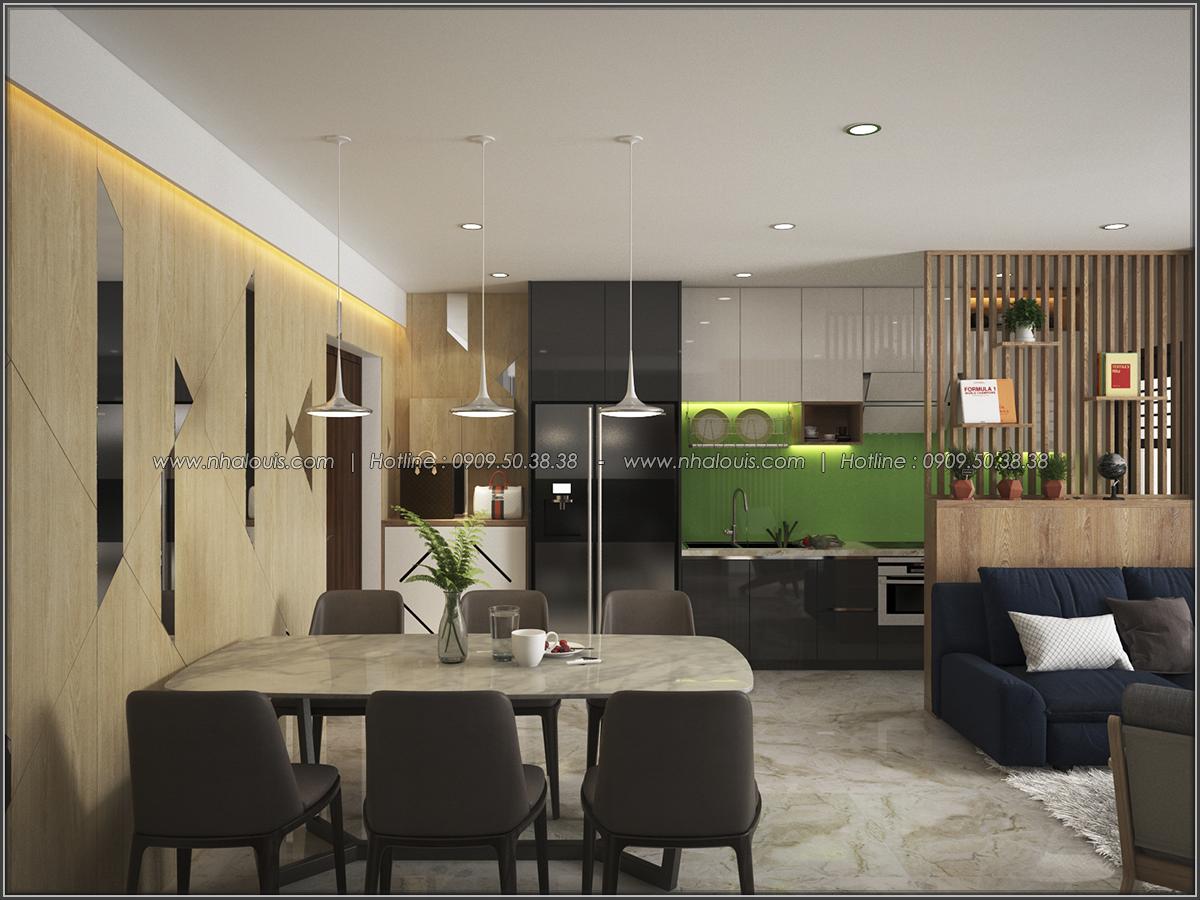 Mê mẩn thiết kế căn hộ 2 phòng ngủ Green Valley Quận 7 cực sang trọng - 03