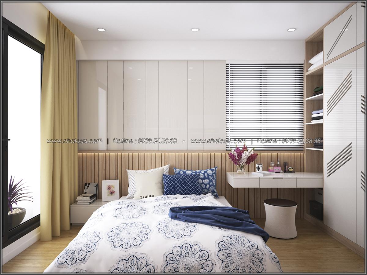 Mê mẩn thiết kế căn hộ 2 phòng ngủ Green Valley Quận 7 cực sang trọng - 06