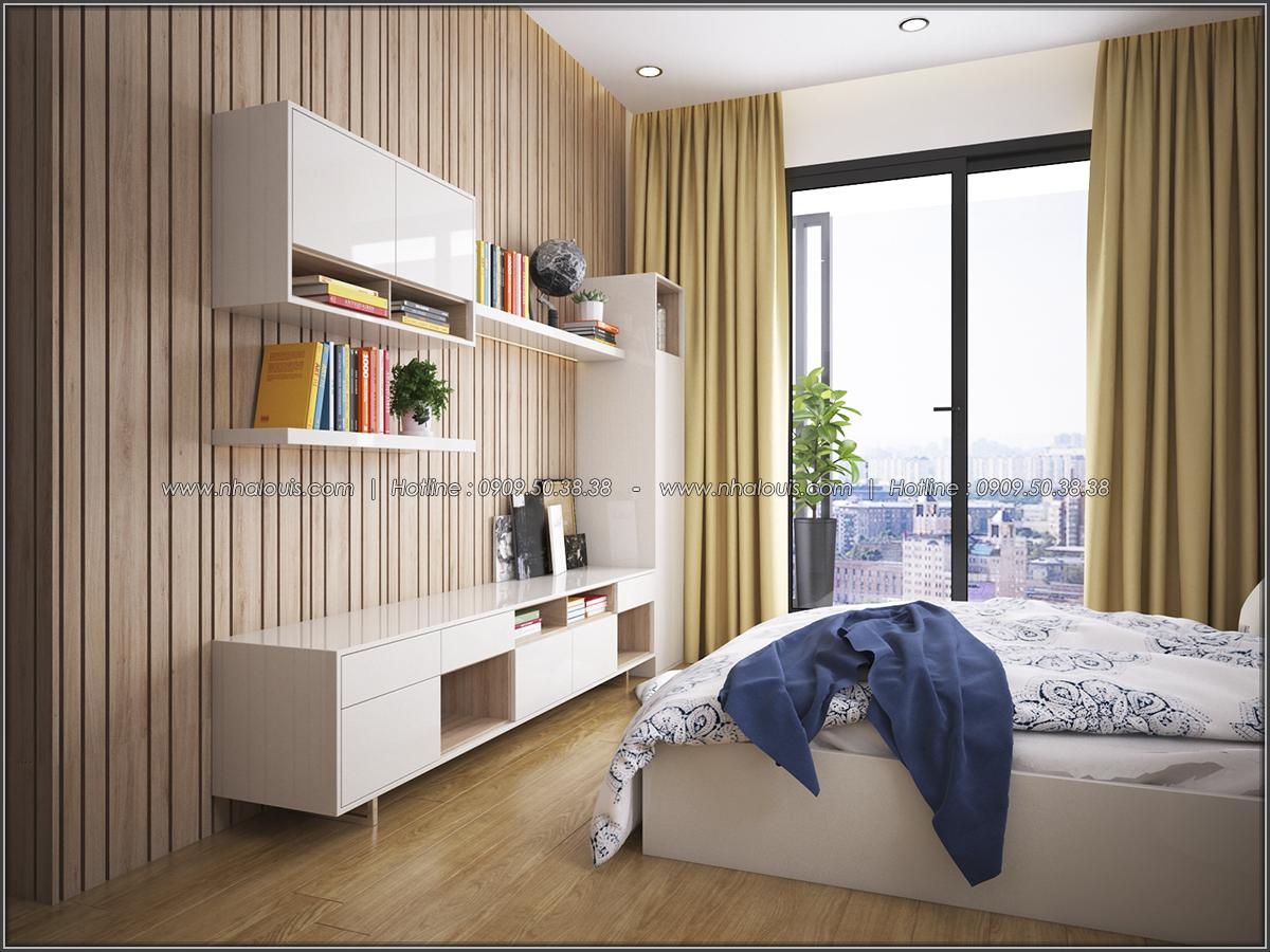 Mê mẩn thiết kế căn hộ 2 phòng ngủ Green Valley Quận 7 cực sang trọng - 08