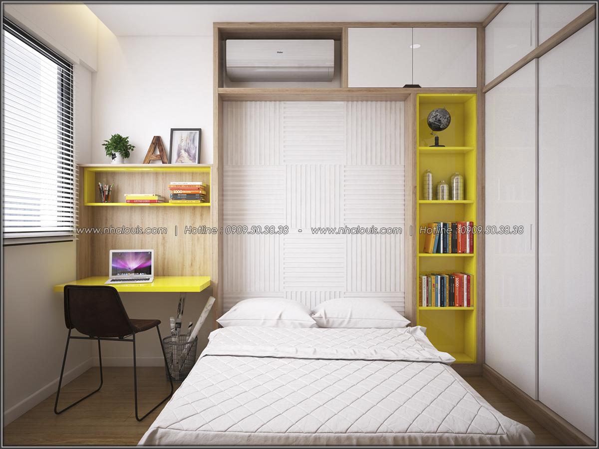 Mê mẩn thiết kế căn hộ 2 phòng ngủ Green Valley Quận 7 cực sang trọng - 14