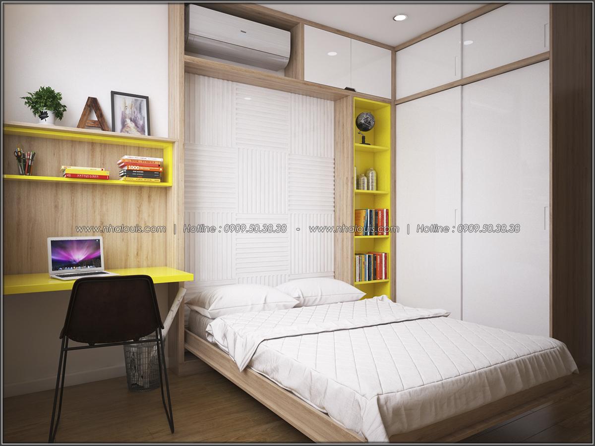 Mê mẩn thiết kế căn hộ 2 phòng ngủ Green Valley Quận 7 cực sang trọng - 15