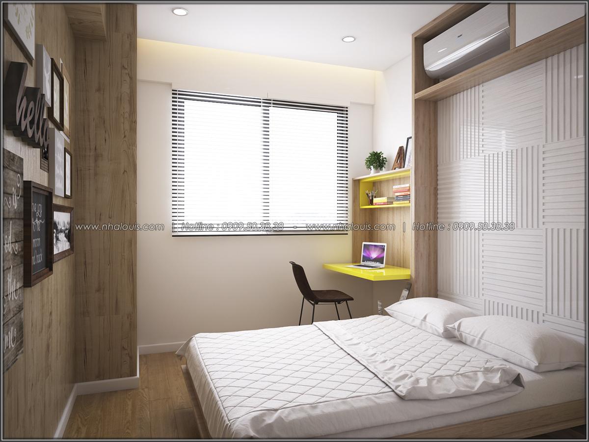 Mê mẩn thiết kế căn hộ 2 phòng ngủ Green Valley Quận 7 cực sang trọng - 16