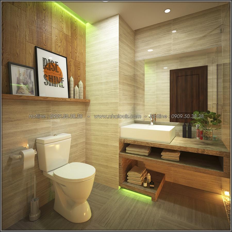 Mê mẩn thiết kế căn hộ 2 phòng ngủ Green Valley Quận 7 cực sang trọng - 18