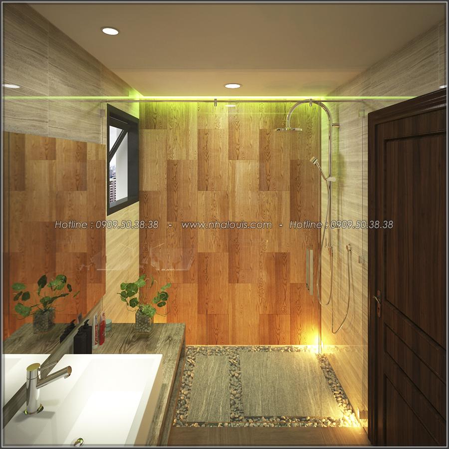 Mê mẩn thiết kế căn hộ 2 phòng ngủ Green Valley Quận 7 cực sang trọng - 19