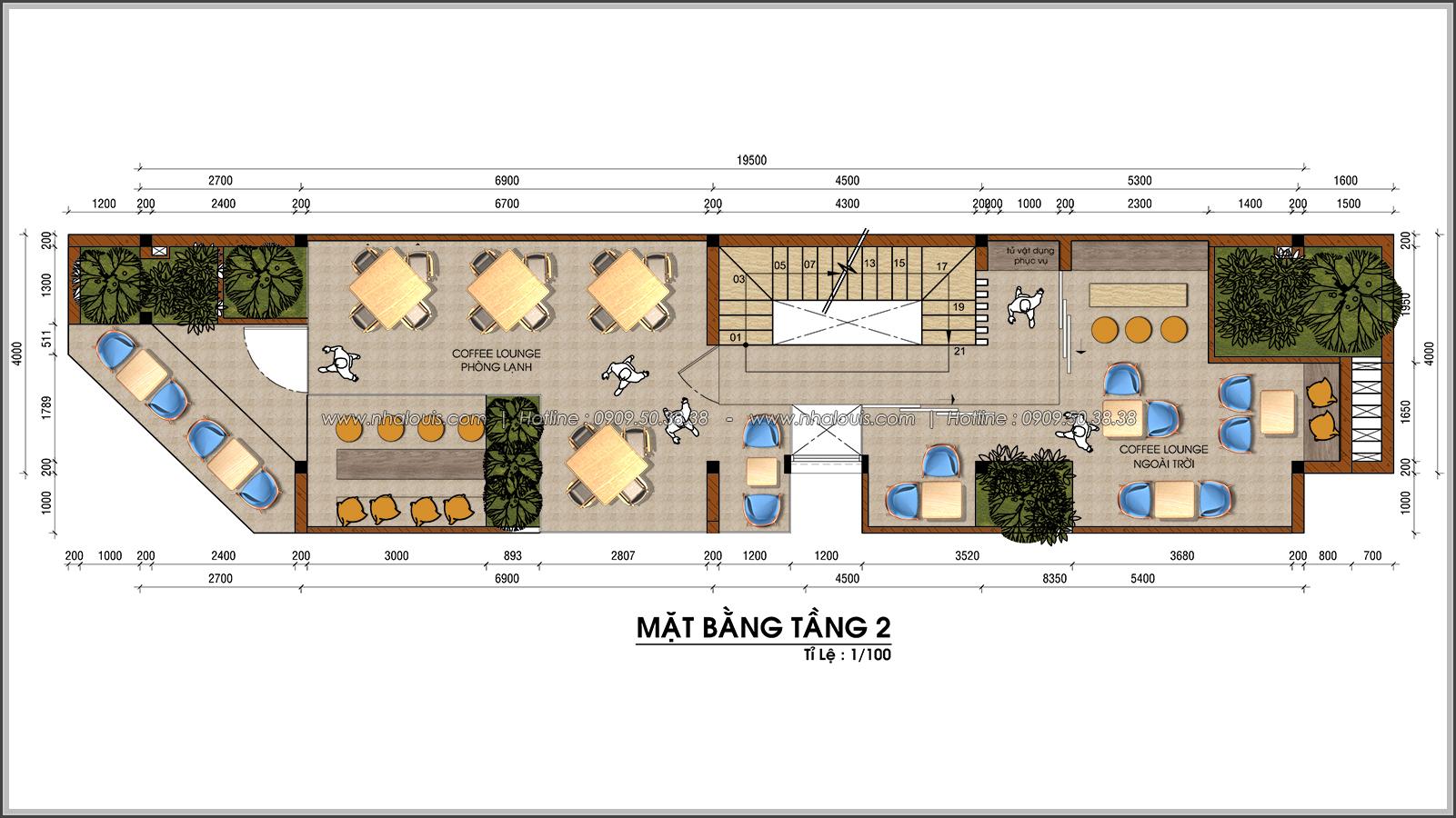 Nhà phố 2 mặt tiền độc đáo tại KDC Nam Long Quận 7 - 17
