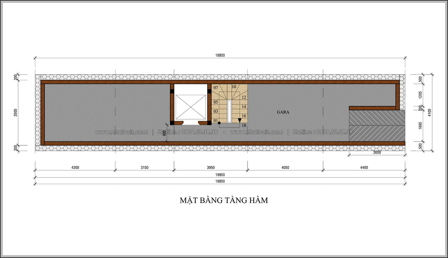 Nhà phố tân cổ điển ở Tân Bình mặt tiền 4m đẹp choáng ngợp - 02