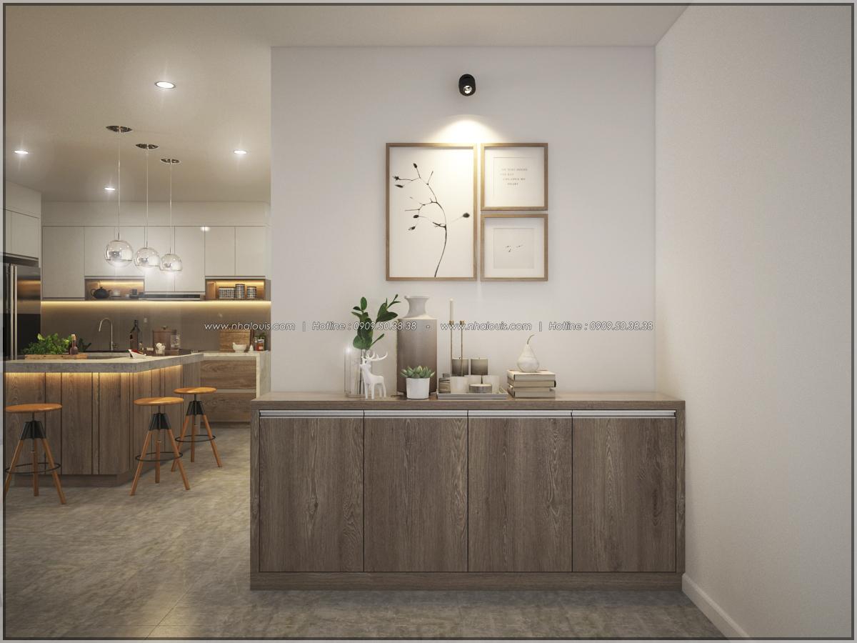 Thiết kế căn hộ Sunrise City 3 phòng ngủ ở Quận 7 với nội thất ấn tượng - 02