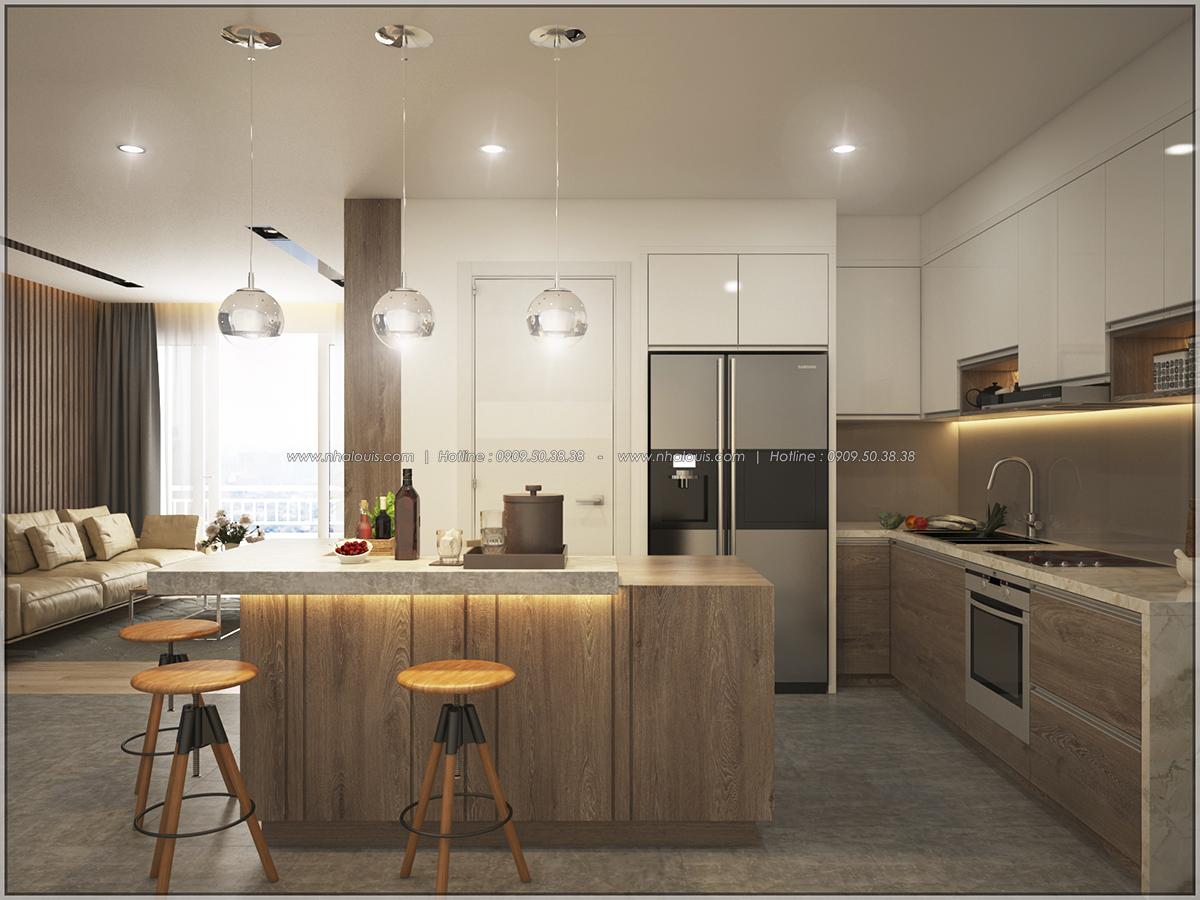 Thiết kế căn hộ Sunrise City 3 phòng ngủ ở Quận 7 với nội thất ấn tượng - 06