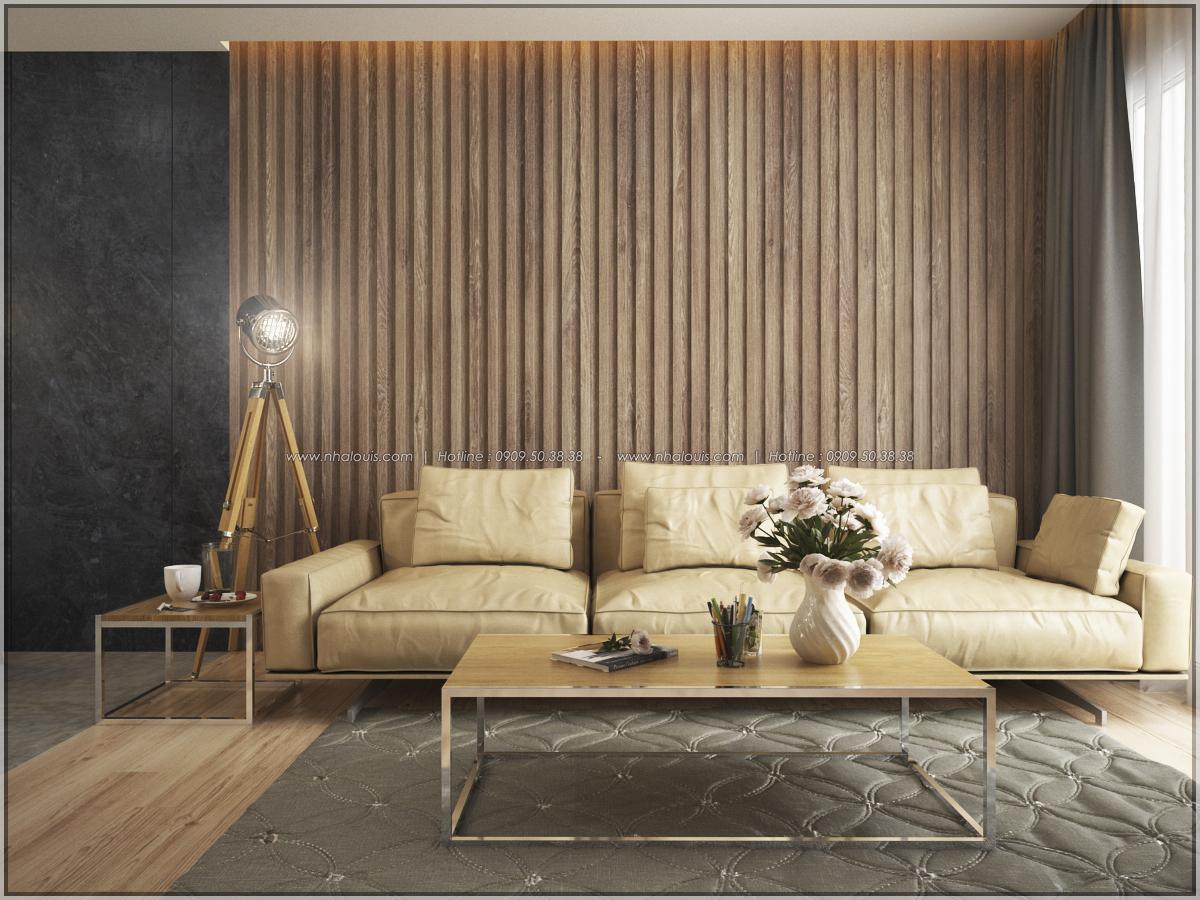 Thiết kế căn hộ Sunrise City 3 phòng ngủ ở Quận 7 với nội thất ấn tượng - 08