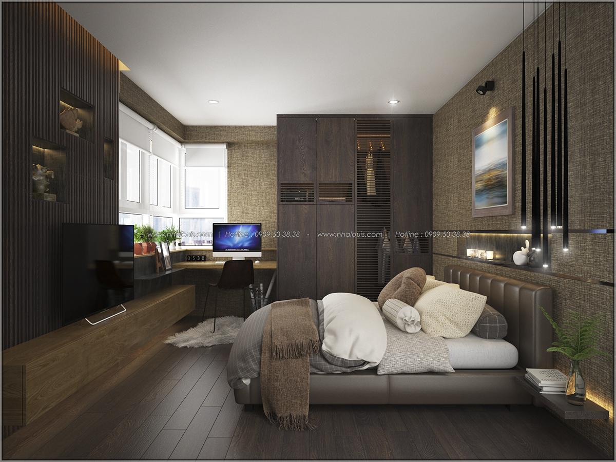 Thiết kế căn hộ Sunrise City 3 phòng ngủ ở Quận 7 với nội thất ấn tượng - 11