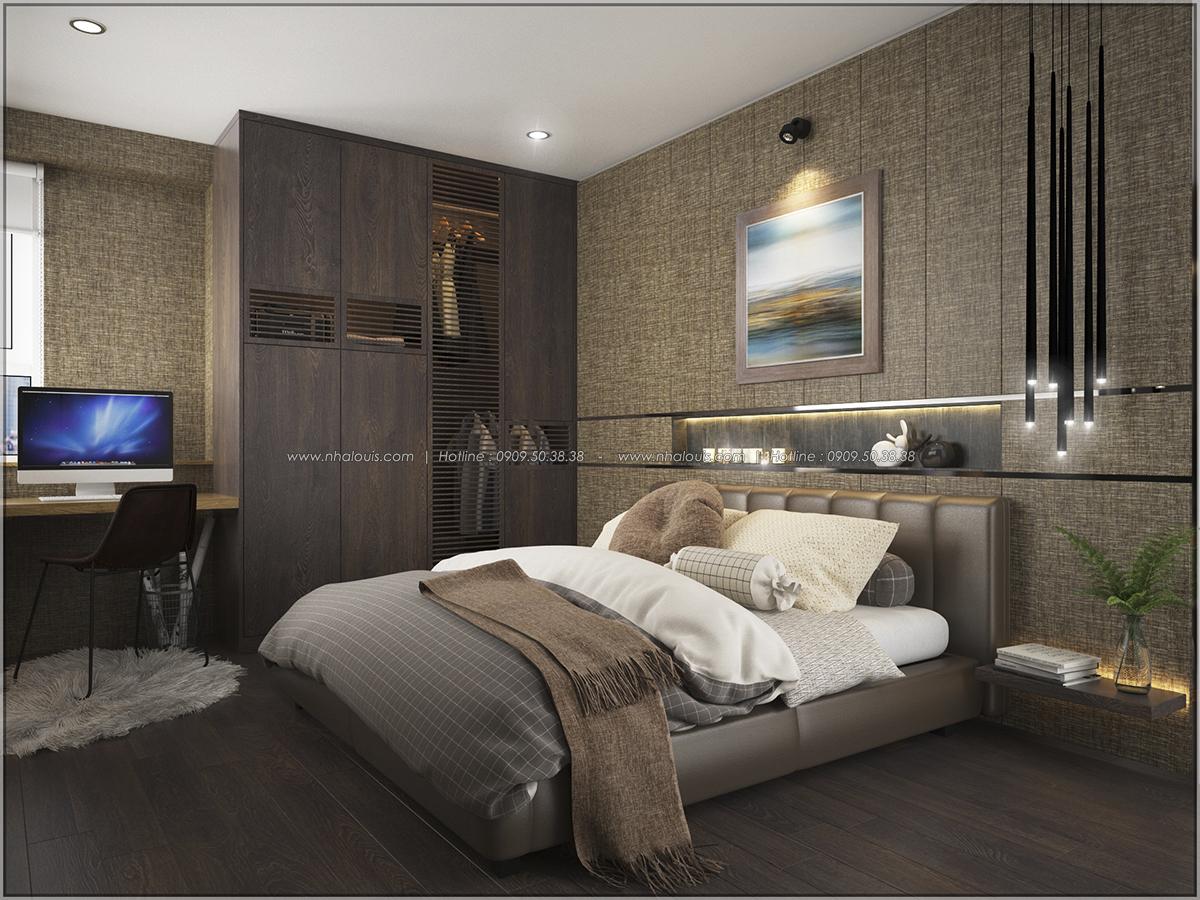 Thiết kế căn hộ Sunrise City 3 phòng ngủ ở Quận 7 với nội thất ấn tượng - 12