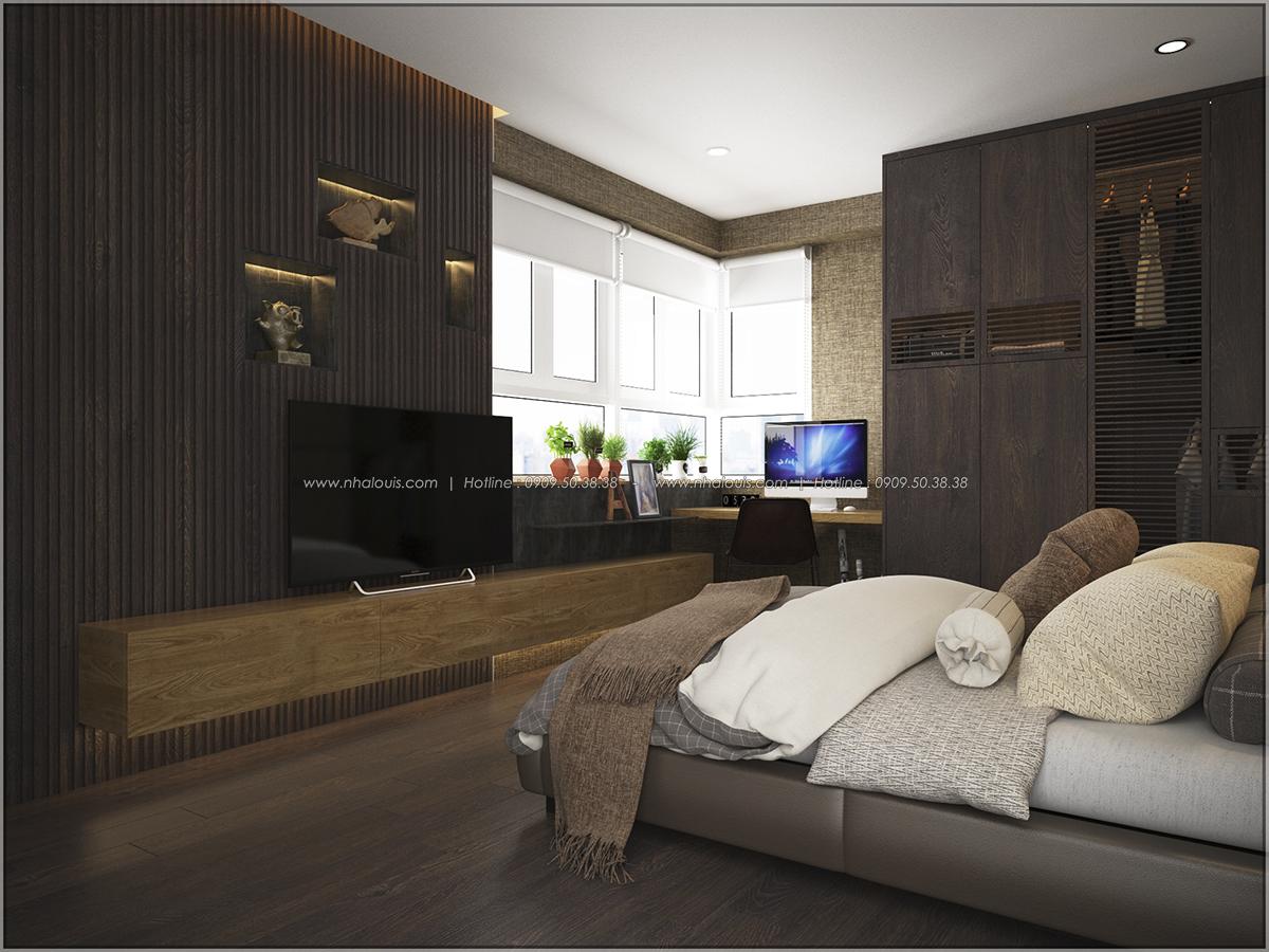 Thiết kế căn hộ Sunrise City 3 phòng ngủ ở Quận 7 với nội thất ấn tượng - 13