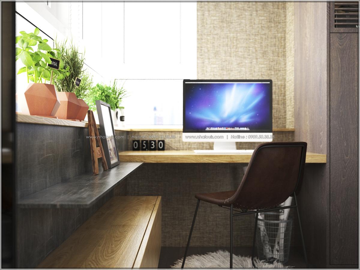 Thiết kế căn hộ Sunrise City 3 phòng ngủ ở Quận 7 với nội thất ấn tượng - 14