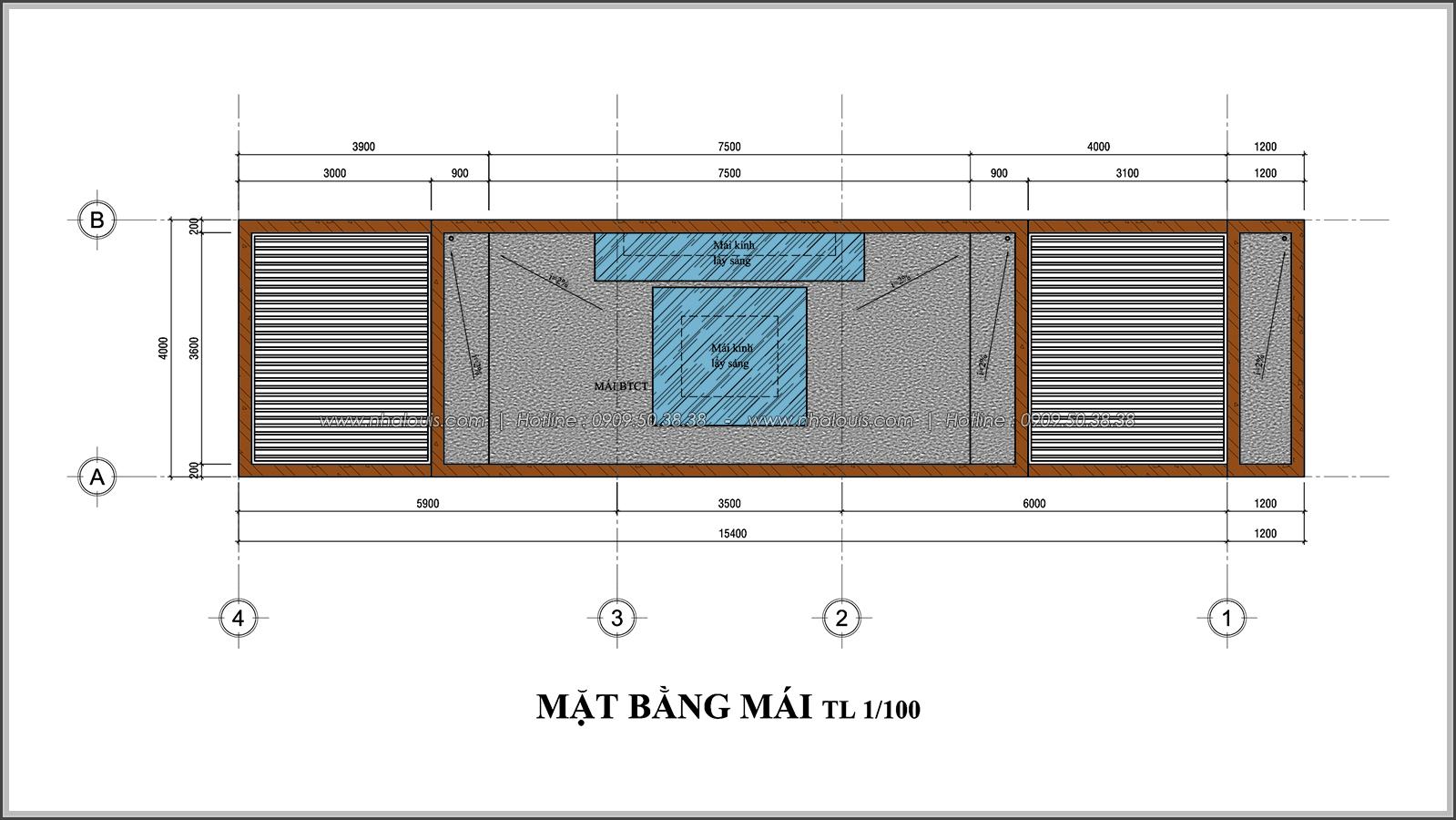 Thiết kế nhà đẹp 3 tầng chuẩn sang trọng tại Thủ Đức - 08
