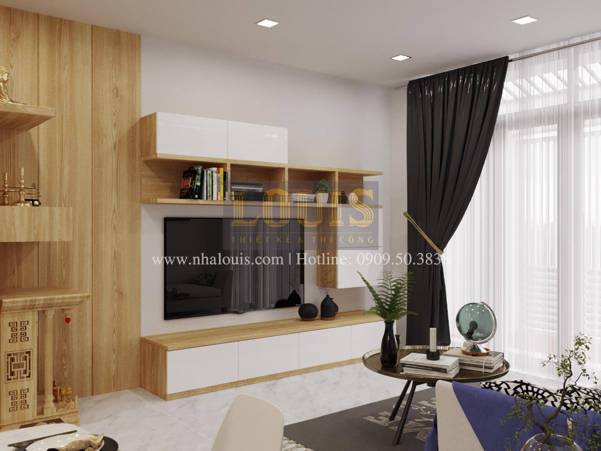 Thiết kế nhà phố đẹp 3 tầng tại Quận 10 với nội thất chuẩn sang trọng - 08