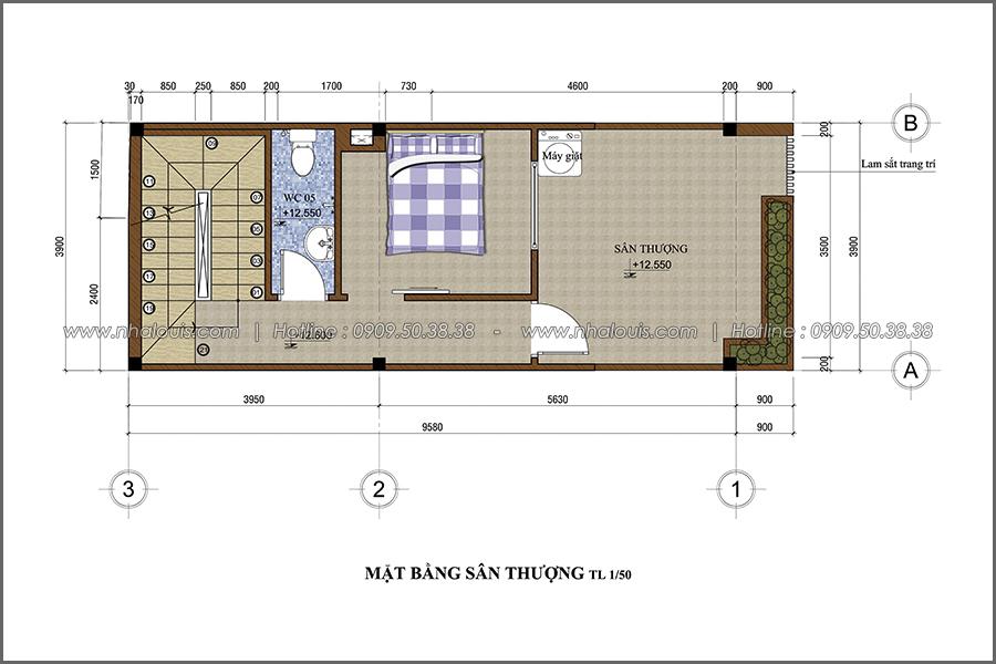 Thiết kế nhà phố đẹp 3 tầng tại Quận 10 với nội thất chuẩn sang trọng - 24