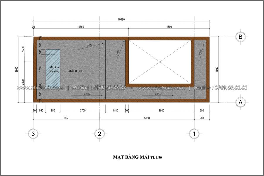 Thiết kế nhà phố đẹp 3 tầng tại Quận 10 với nội thất chuẩn sang trọng - 25