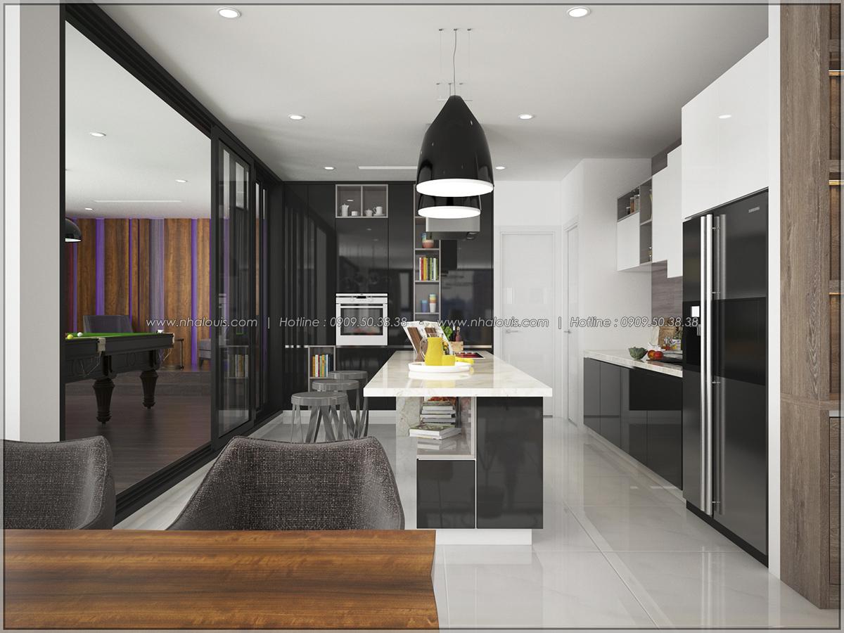 Thiết kế nội thất chung cư hiện đại tại dự án Sunrise City Quận 7 - 03