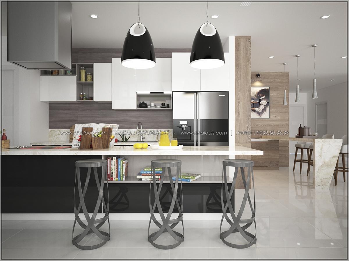 Thiết kế nội thất chung cư hiện đại tại dự án Sunrise City Quận 7 - 04