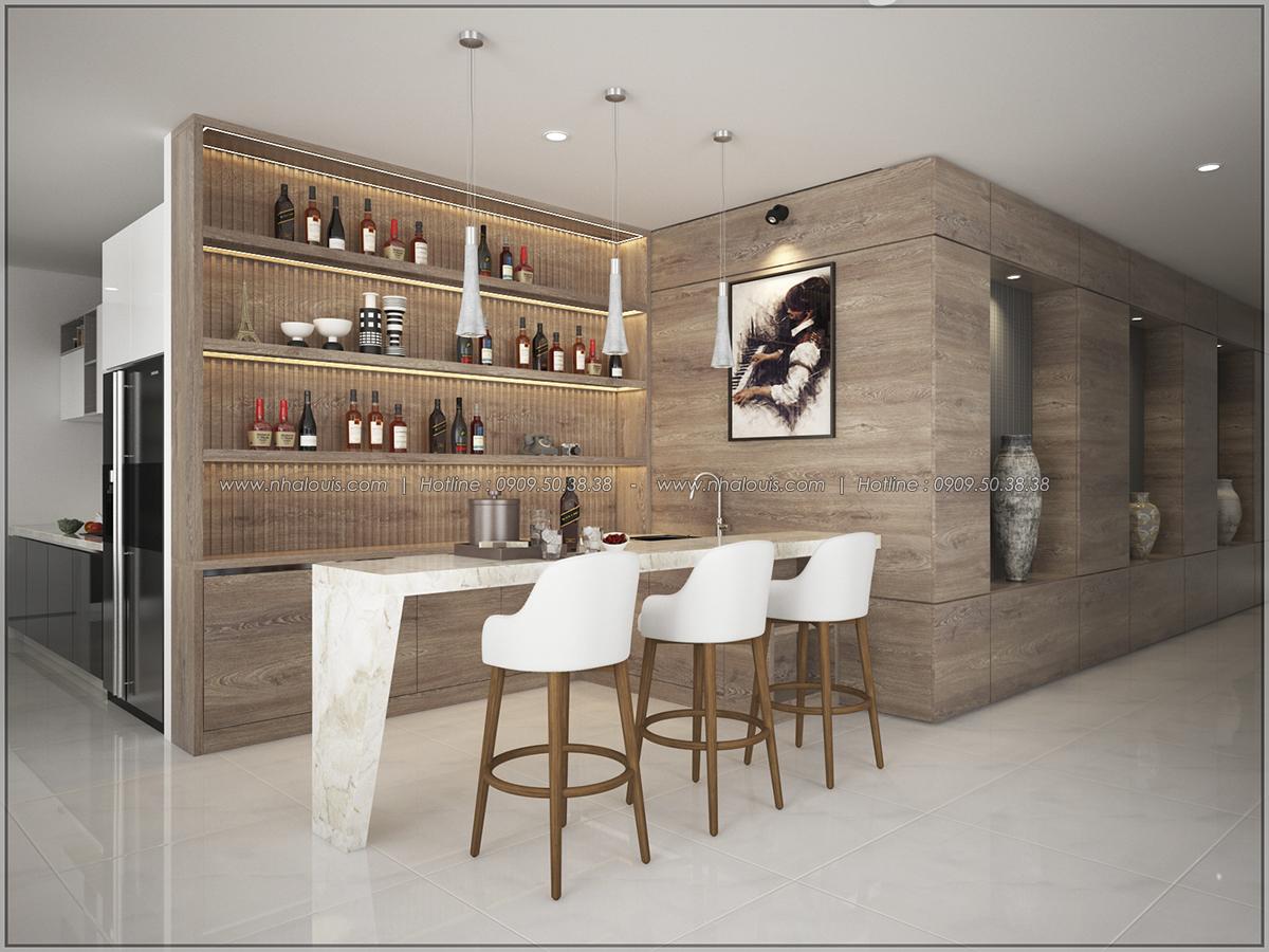 Thiết kế nội thất chung cư hiện đại tại dự án Sunrise City Quận 7 - 05