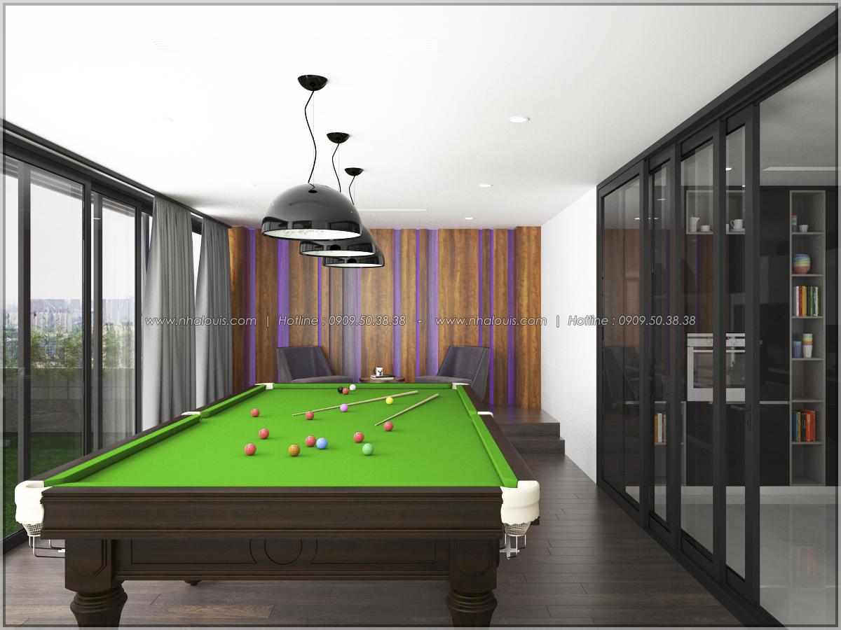 Thiết kế nội thất chung cư hiện đại tại dự án Sunrise City Quận 7 - 10
