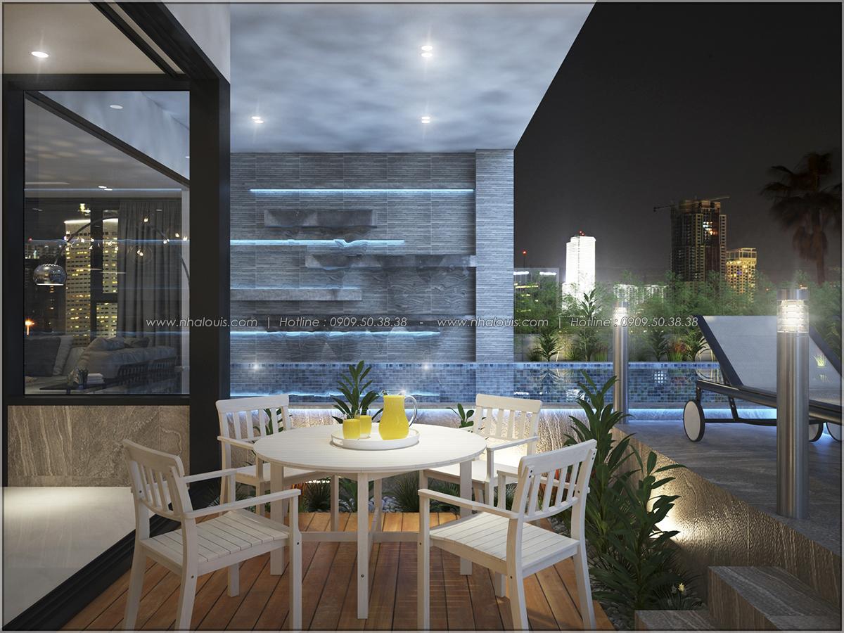 Thiết kế nội thất chung cư hiện đại tại dự án Sunrise City Quận 7 - 13