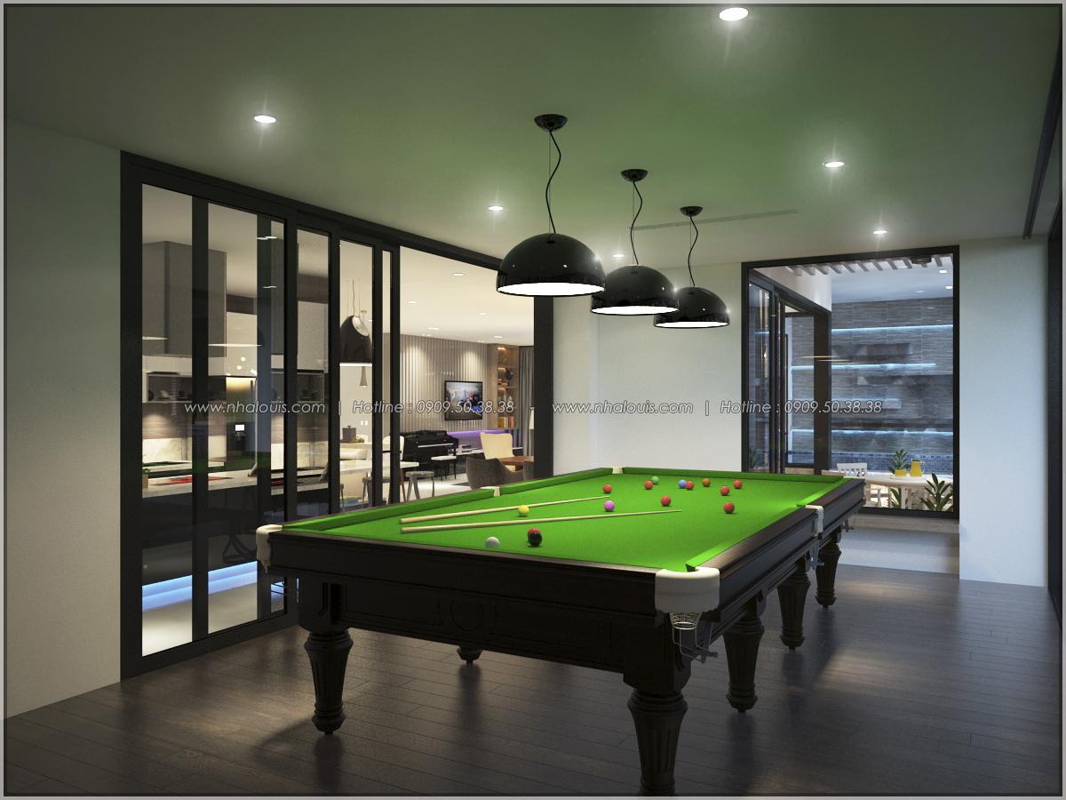 Thiết kế nội thất chung cư hiện đại tại dự án Sunrise City Quận 7 - 16