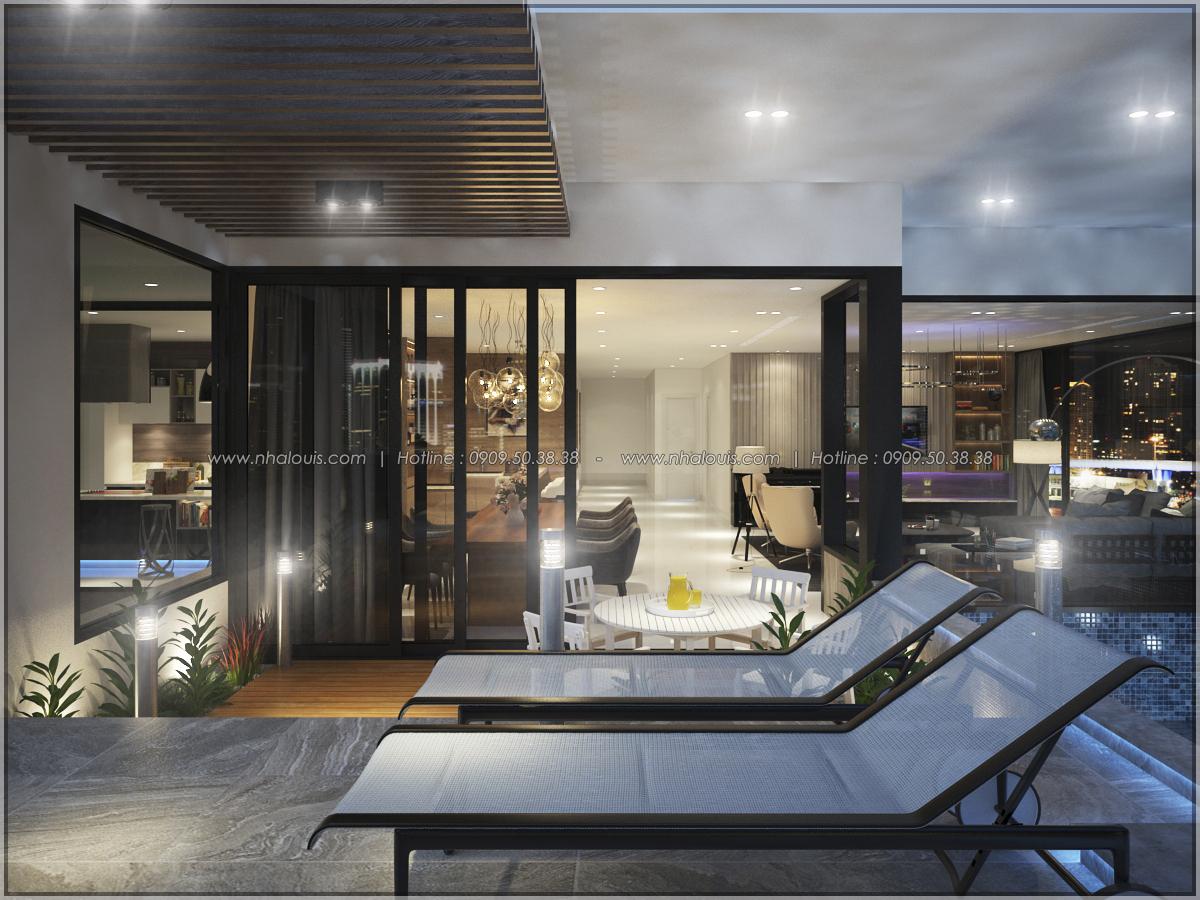 Thiết kế nội thất chung cư hiện đại tại dự án Sunrise City Quận 7 - 17