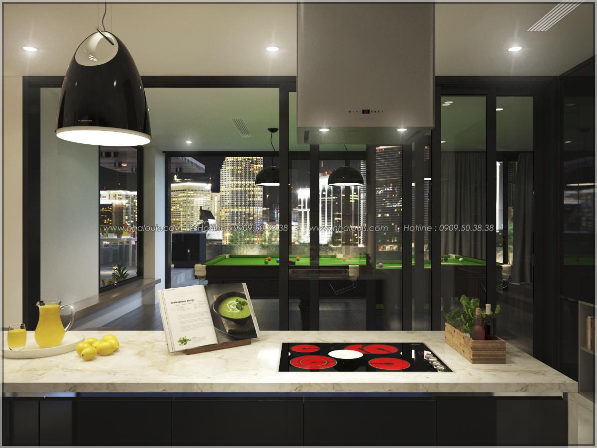 Thiết kế nội thất chung cư hiện đại tại dự án Sunrise City Quận 7 - 20