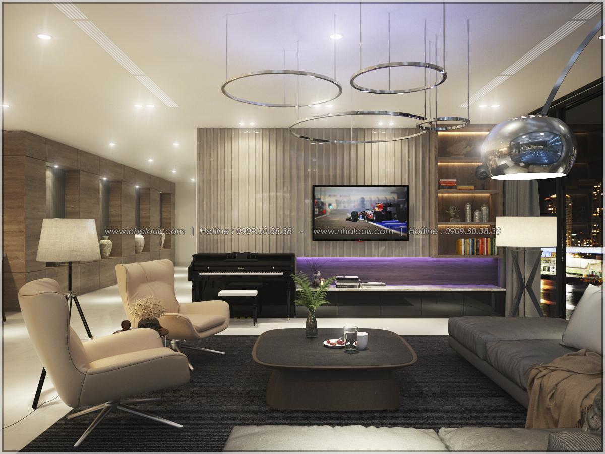 Thiết kế nội thất chung cư hiện đại tại dự án Sunrise City Quận 7 - 22