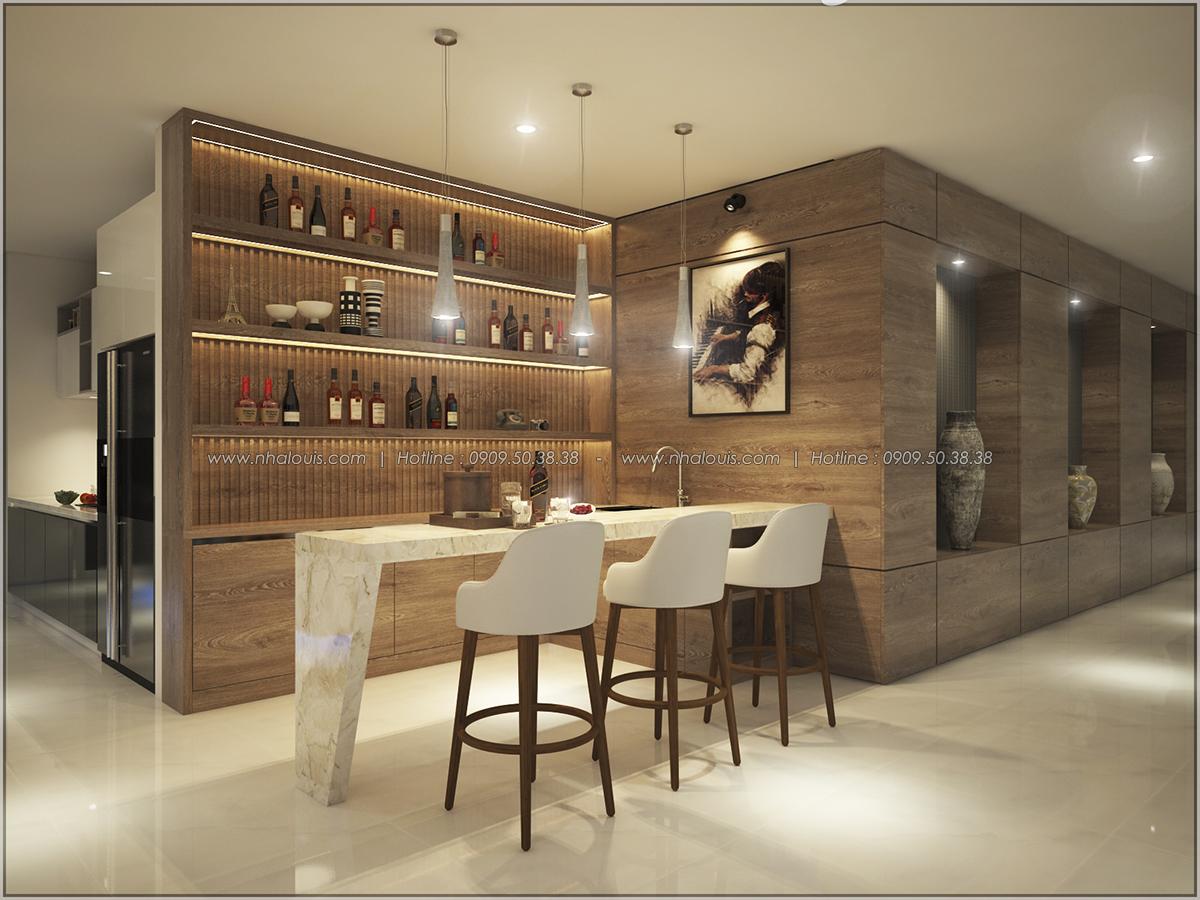 Thiết kế nội thất chung cư hiện đại tại dự án Sunrise City Quận 7 - 25