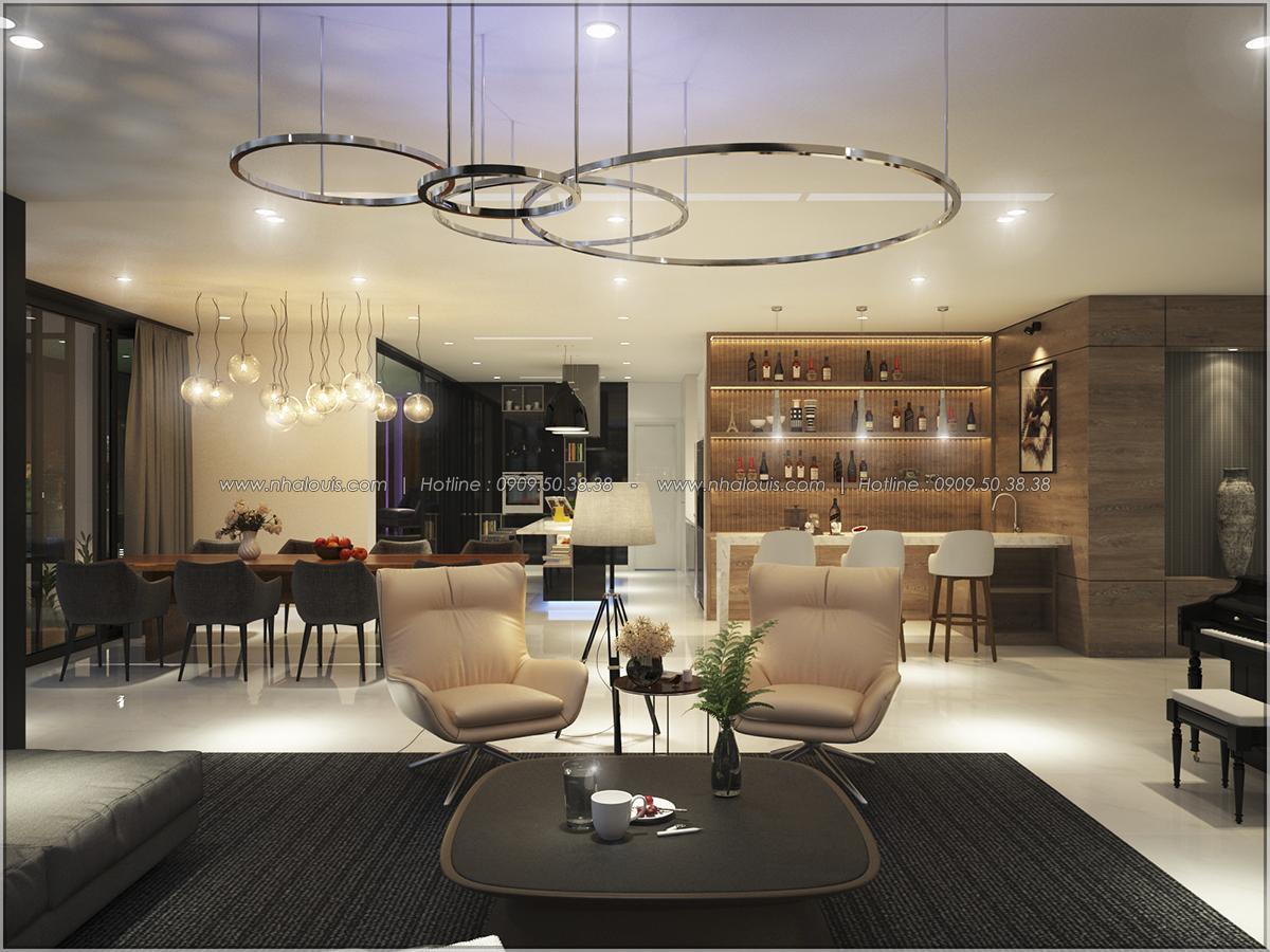 Thiết kế nội thất chung cư hiện đại tại dự án Sunrise City Quận 7 - 26