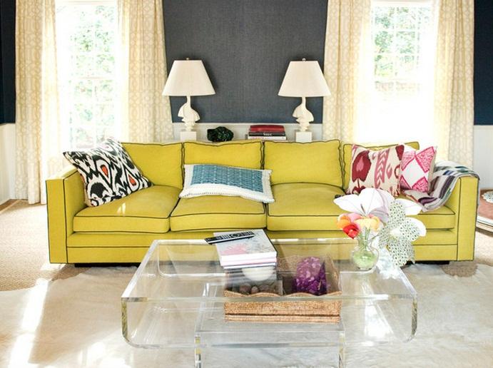 Bảo đảm phòng khách đẹp và tiện lợi hơn với 5 ý tưởng này - 01