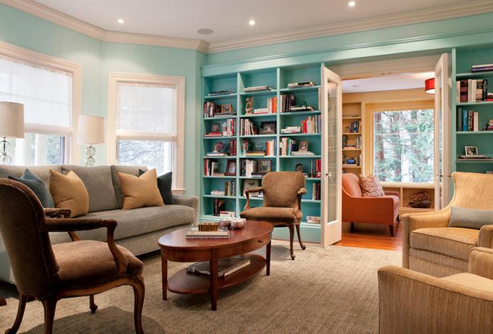 Bảo đảm phòng khách đẹp và tiện lợi hơn với 5 ý tưởng này - 05