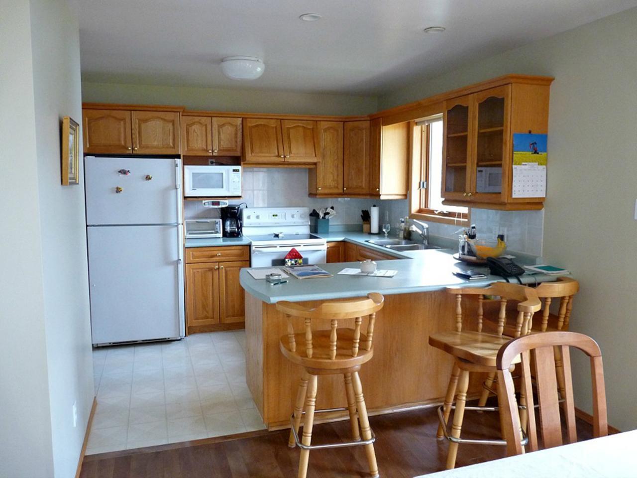 Không cần nhiều tiền vẫn cải tạo phòng bếp lột xác ngoạn mục - 03