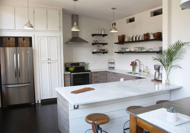 Không cần nhiều tiền vẫn cải tạo phòng bếp lột xác ngoạn mục - 06
