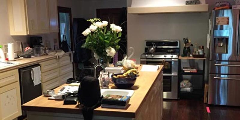 Không cần nhiều tiền vẫn cải tạo phòng bếp lột xác ngoạn mục - 07