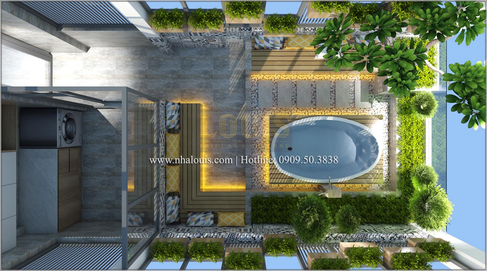 """Ngắm nhìn thiết kế nhà ống 4 tầng đầy đủ công năng """"bất chấp"""" hạn chế về diện tích"""