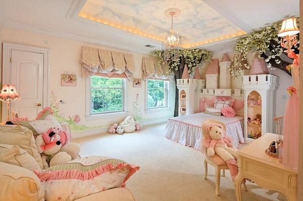 Phòng ngủ của con cưng với nội thất tiền tỷ cực chất - 02