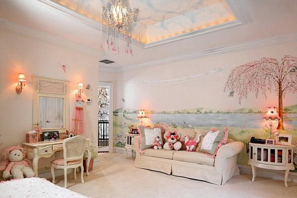 Phòng ngủ của con cưng với nội thất tiền tỷ cực chất - 03