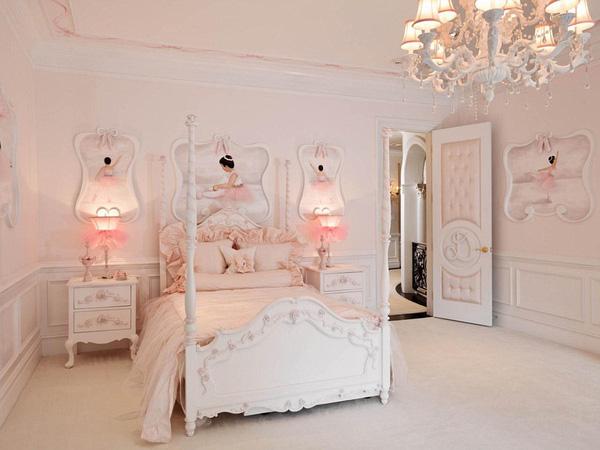 Phòng ngủ của con cưng với nội thất tiền tỷ cực chất - 07