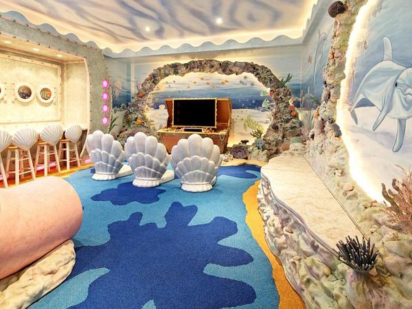 Phòng ngủ của con cưng với nội thất tiền tỷ cực chất - 08